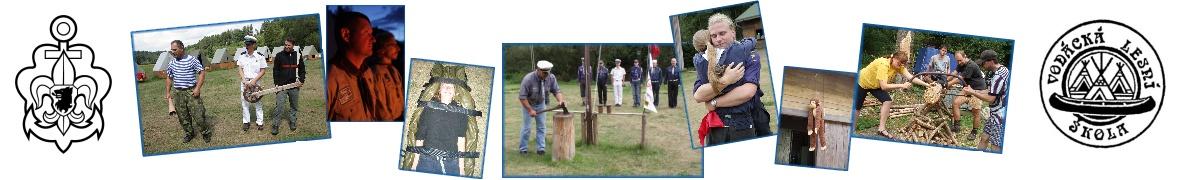 Instruktorská lesní škola vodních skautů Sciens vincit